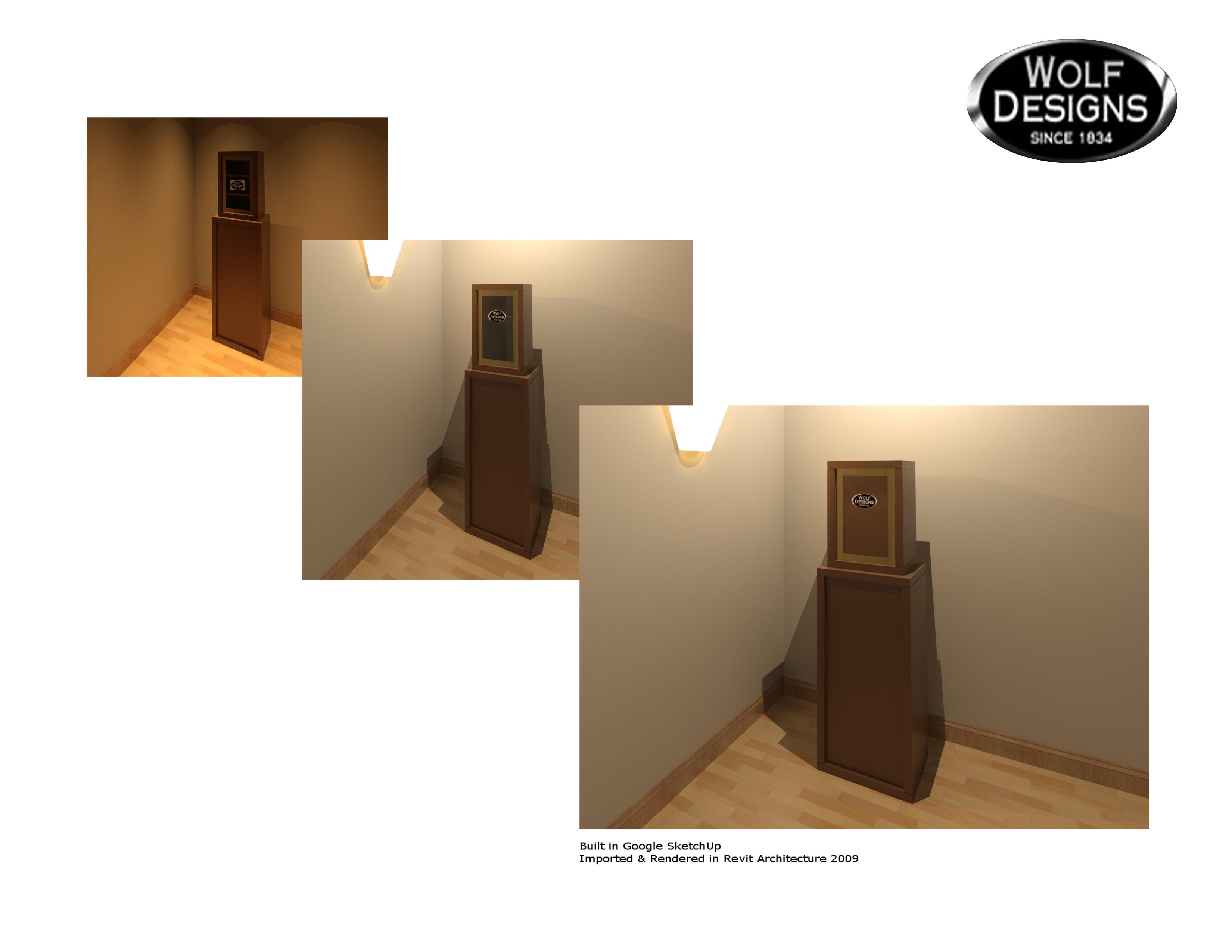 Wolf Design - Display