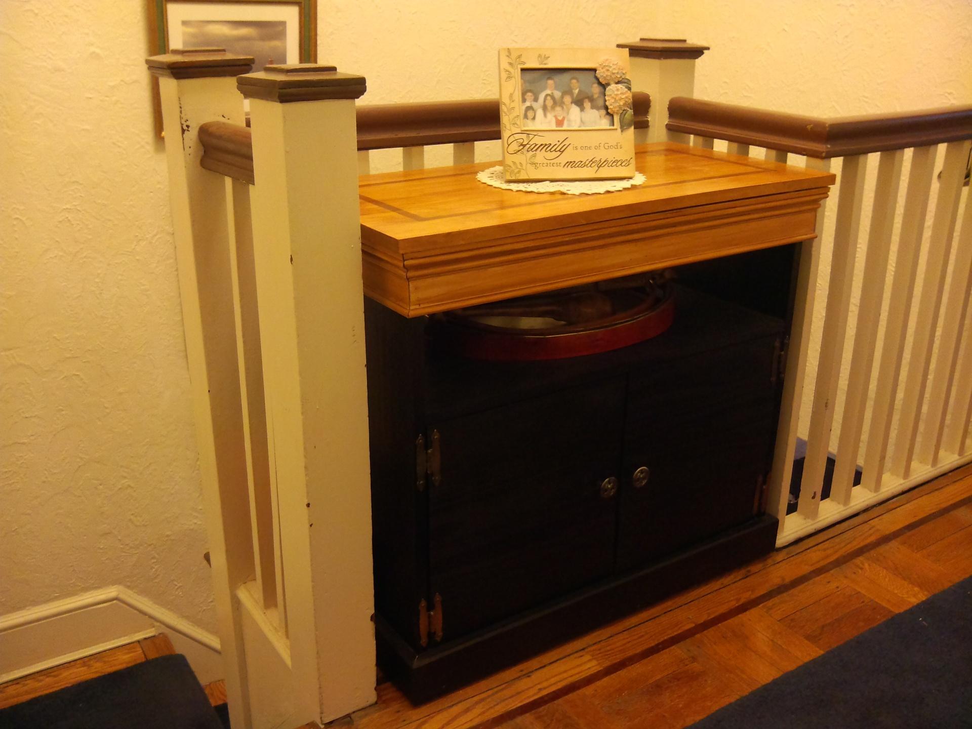 Photo Storage Cabinet
